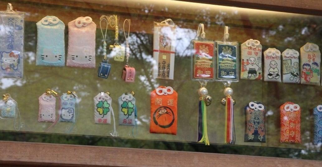 京都・金閣寺の お守りは郵送できる?「通販と返却(返納)」について
