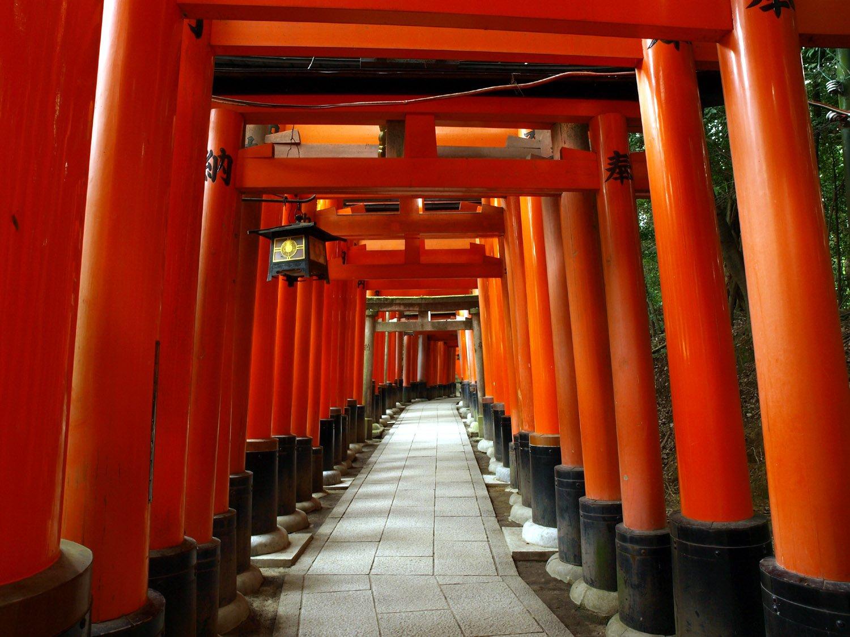京都・金閣寺から京都・伏見稲荷大社へのアクセス ・行き方「バス・電車・車」