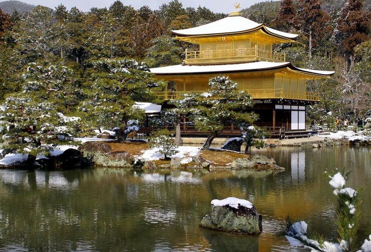 京都・金閣寺から1番近い!最寄り駅の「電車・バス停」ってどこ??