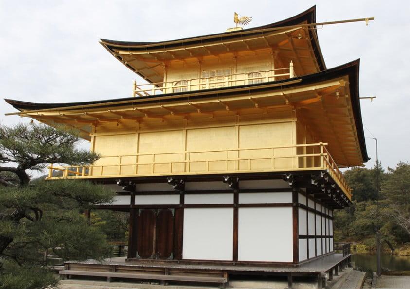 京都・金閣寺の見どころ【その4】「金閣(舎利殿)/しゃりでん」