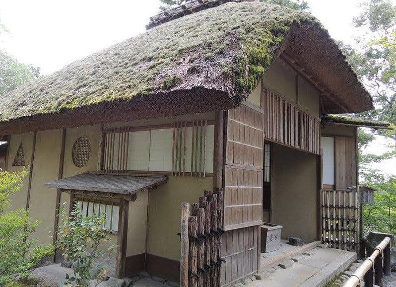 京都・金閣寺の見どころ【その9】「夕佳亭(せっかてい)」