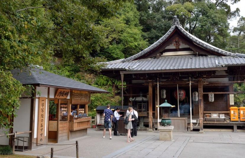 京都・金閣寺の見どころ【その10】「不動堂」