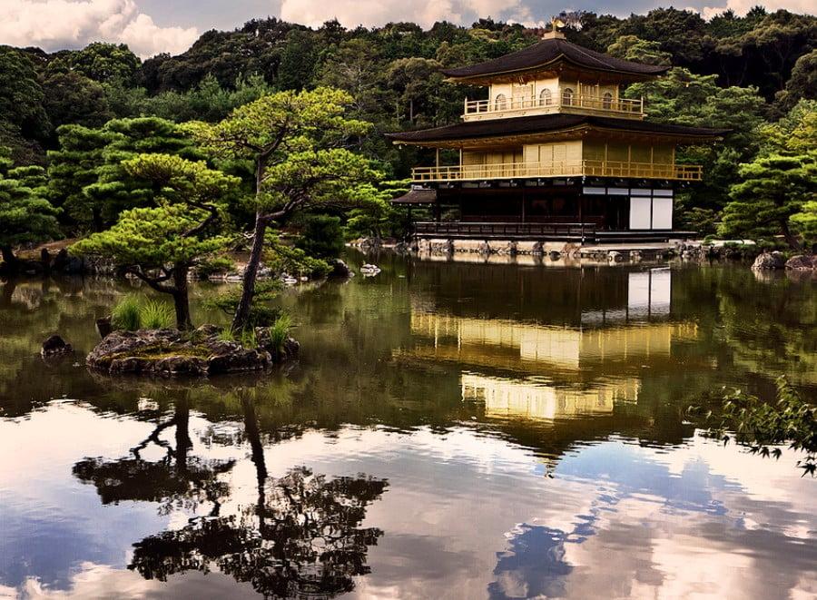 京都・金閣寺の世界遺産「登録時期(登録年月日)・登録理由」