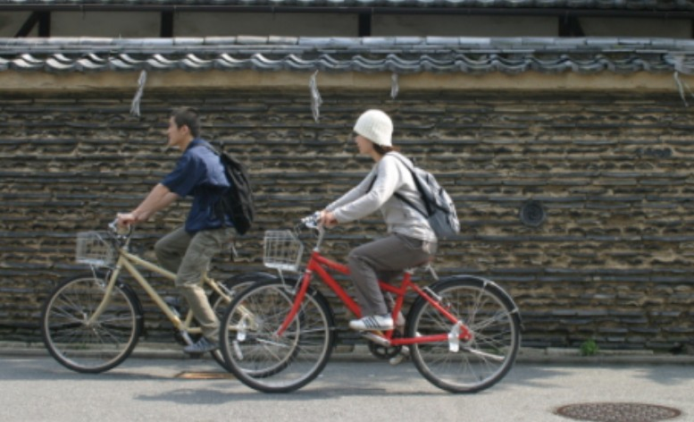 京都・金閣寺の周辺・付近のレンタサイクル(レンタル自転車)