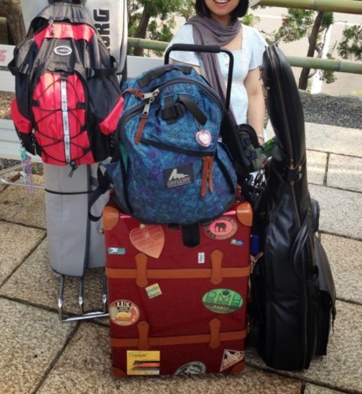 京都・金閣寺の周辺・付近のコインロッカー・手荷物預かり所