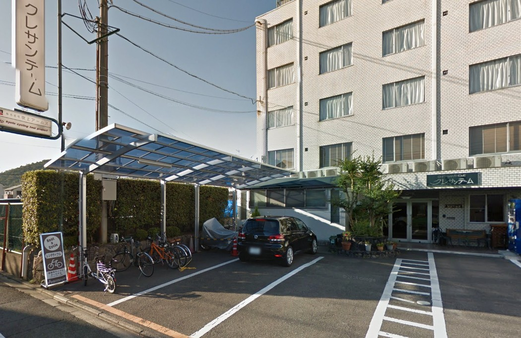 店舗名:KCTP・金閣寺サイクルターミナル