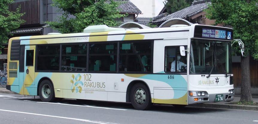 京都・洛バス