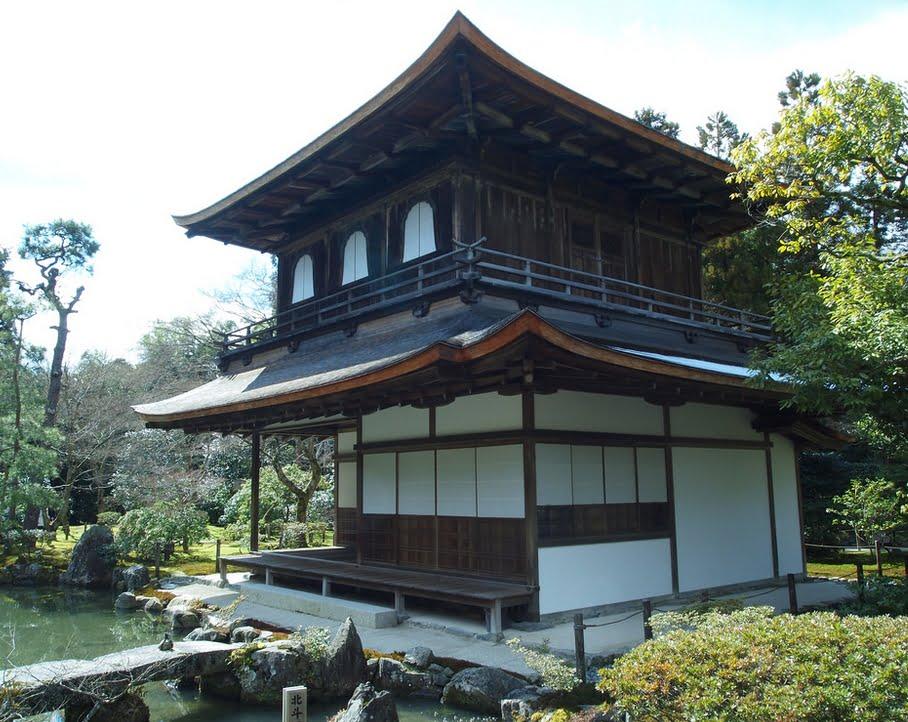 京都・銀閣寺