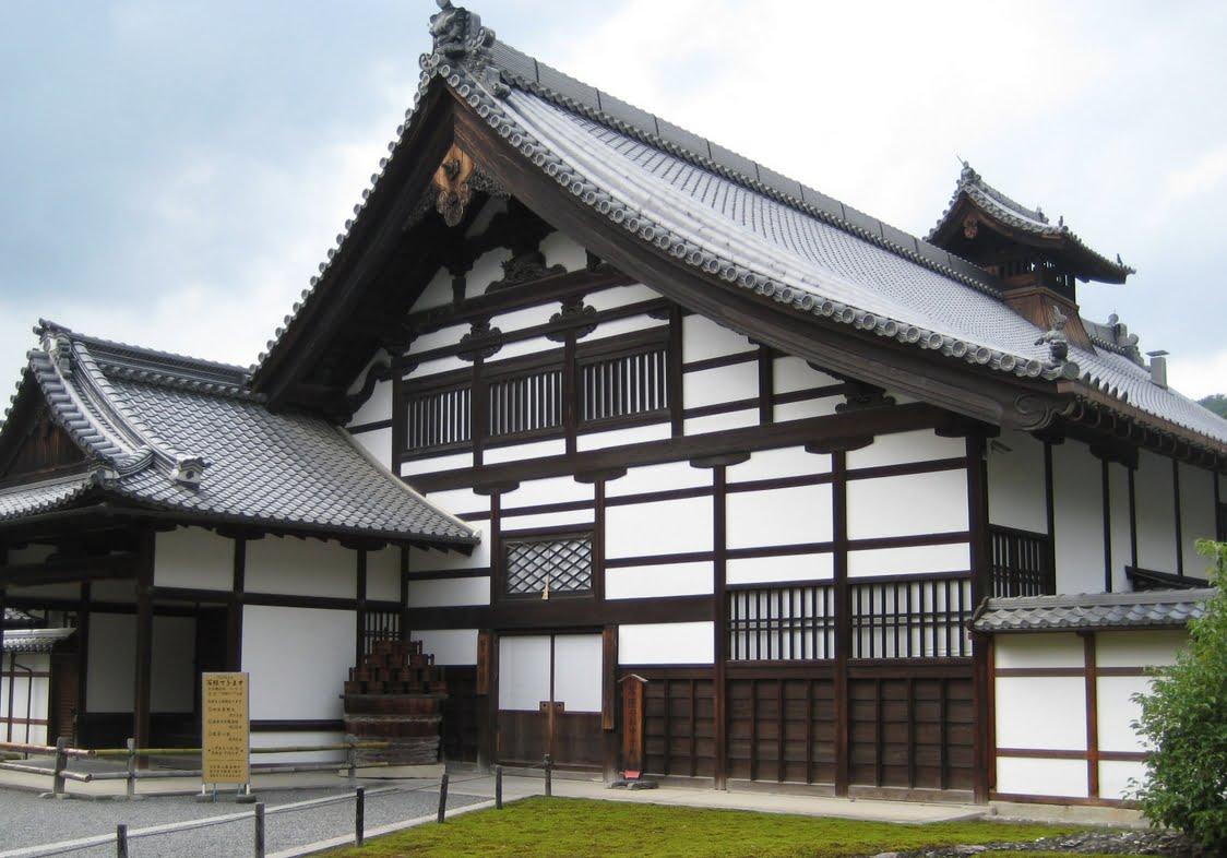 金閣寺・庫裏