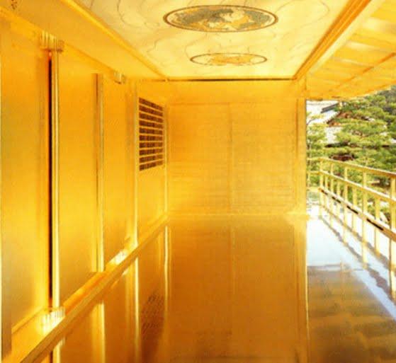 金閣寺 伝説の一枚天井