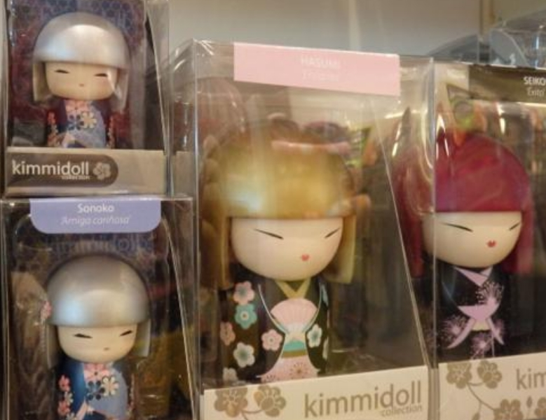Kimmidollキミドール