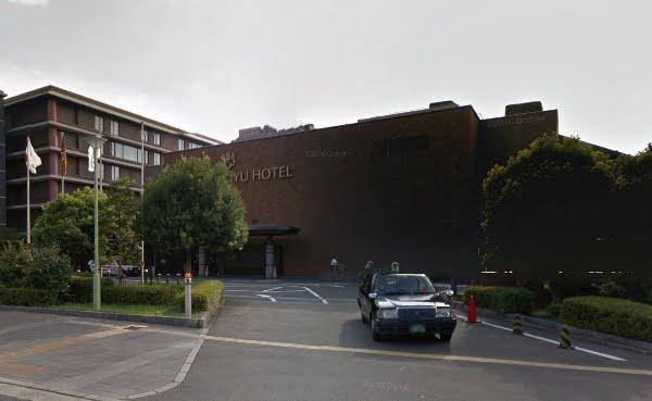 京都東急ホテル1